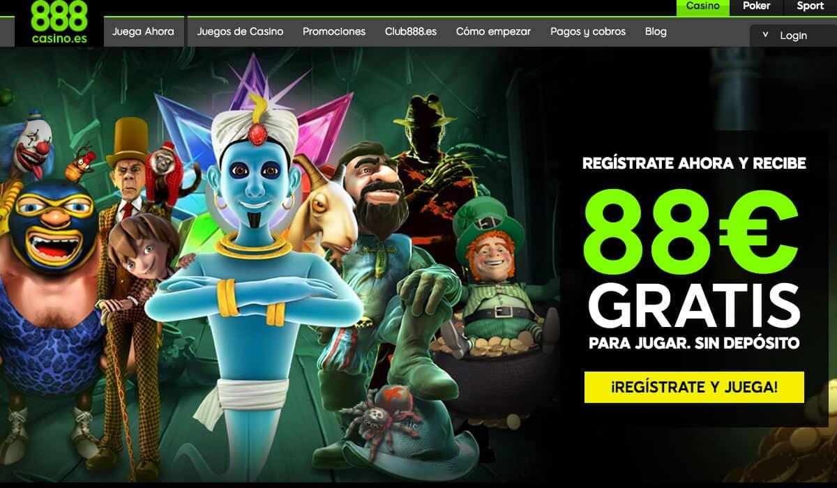 Juegos 888 Casino